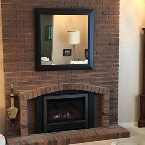 gas fireplace 19