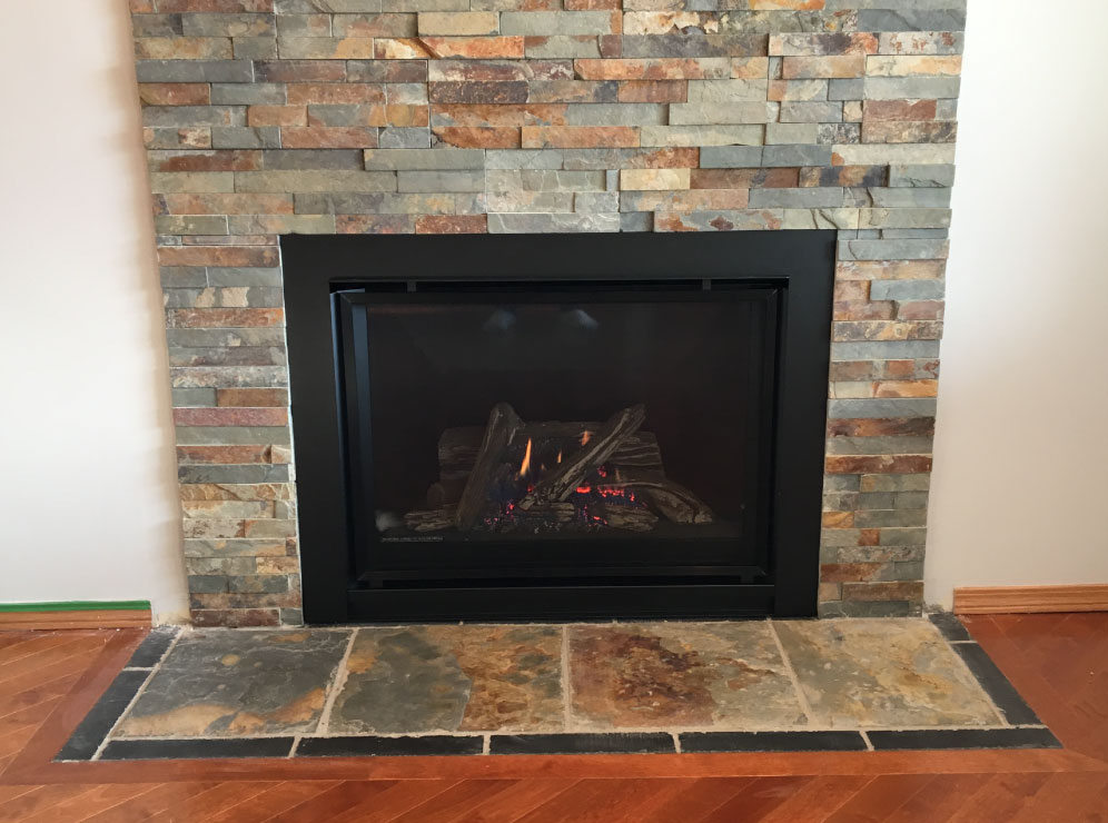 gas fireplace 13