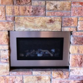 gas fireplace 37