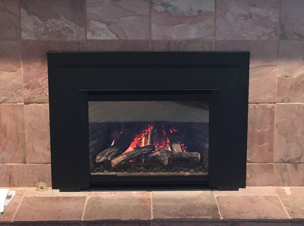 gas fireplace 6