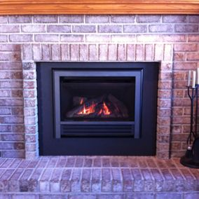 gas fireplace 9