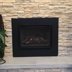gas fireplace 15