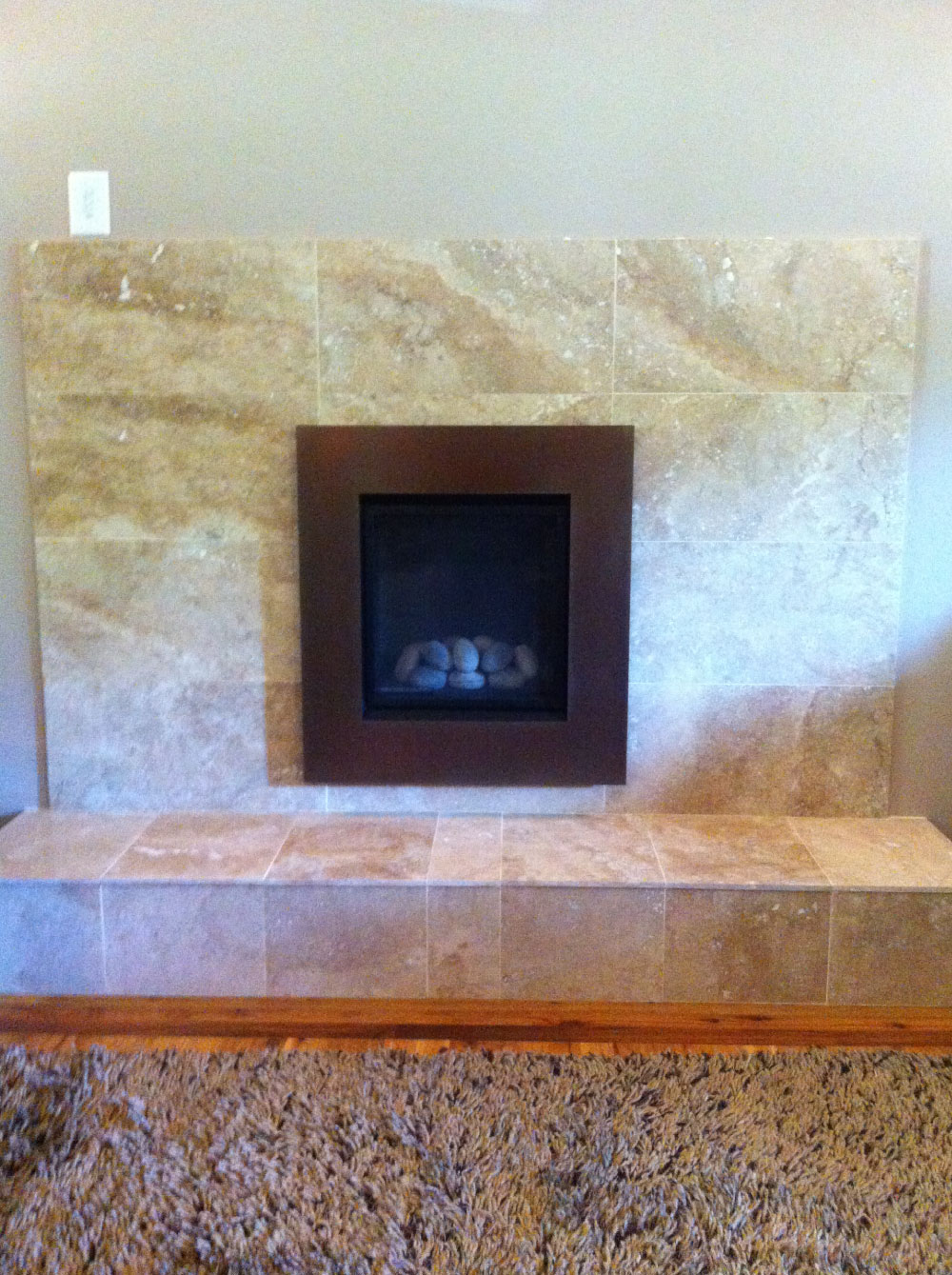 gas fireplace 41