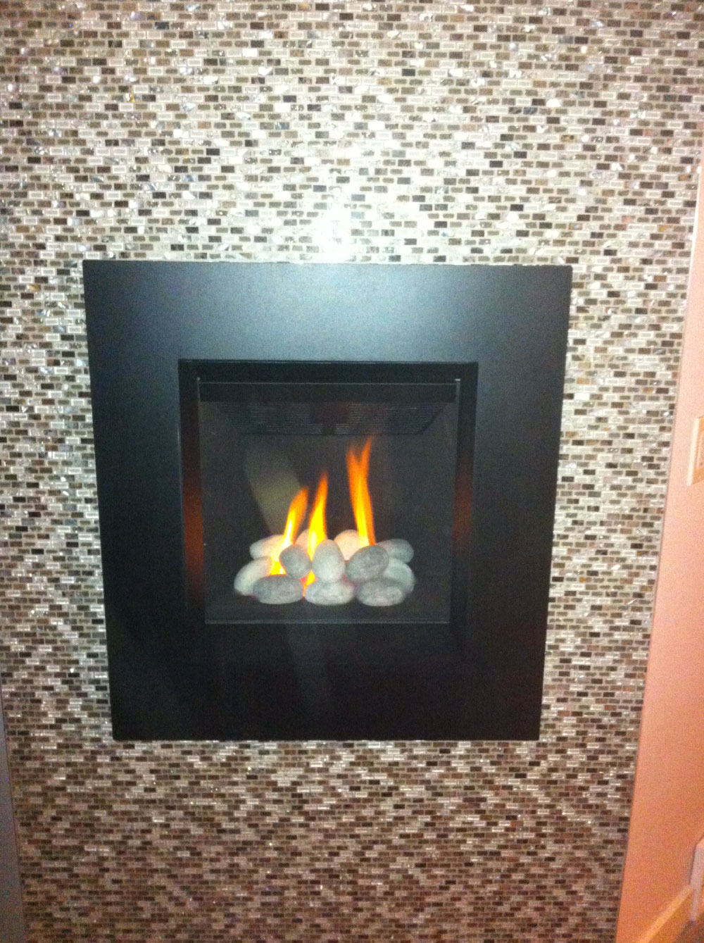 gas fireplace 32