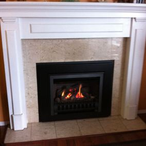 gas fireplace 48